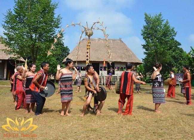 làng văn hóa các dân tộc việt nam ba vì