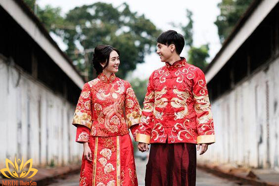 Chụp ảnh cưới Trung Quốc cổ trang tại Hà Nội
