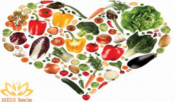 Đầu tư cho sức khỏe qua thức ăn