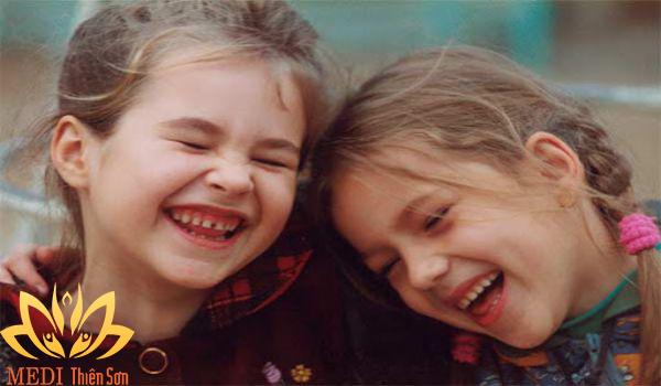 Hạnh phúc cuộc sống được cười vui mỗi ngày