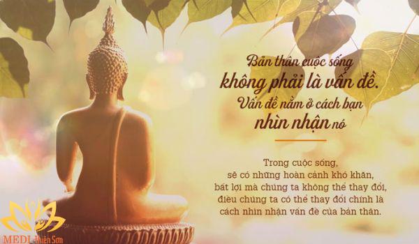 Lời Phật dạy vè hạnh phúc, buông bỏ để tâm hồn thanh thản