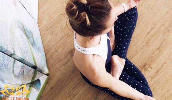 Thiền tại nhà giúp kiểm soát cảm xúc