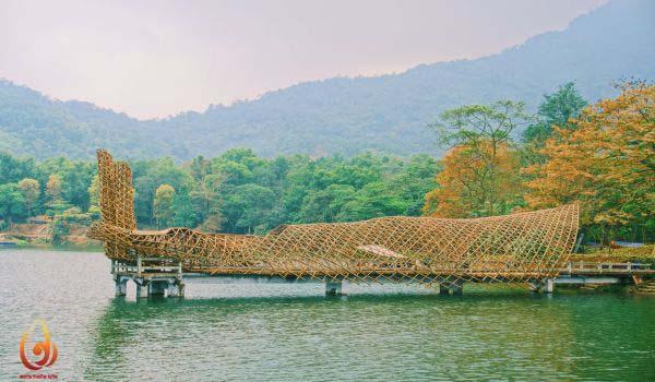 Khu du lịch hồ Tiên Sa Ba Vì MEDI Thiên Sơn