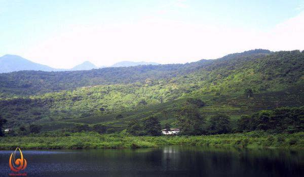 Khu du lịch hồ Tiên Sa Ba Vì