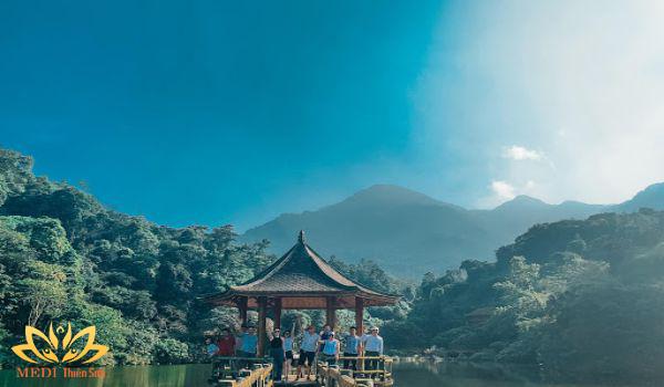 Trekking cực phê cùng MEDI Thiên Sơn với núi rừng