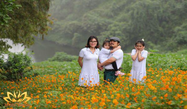 địa điểm nghỉ lễ 30-4- 15 gần Hà Nội hoa cánh bướm MEDI Thiên Sơn